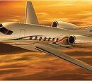 Avión Privado de Sensei 4576