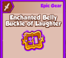 Enchanted Belly Buckle of Laughter