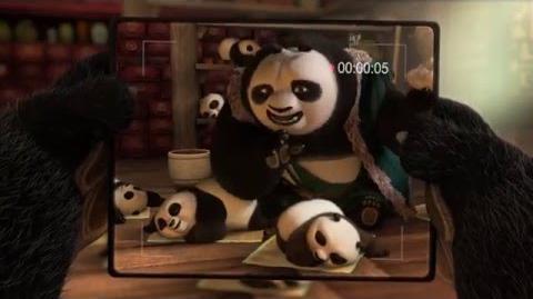 Sky Broadband Kung Fu Panda 3 Sequel Ad