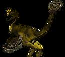 Owiraptor - skórka Noxious