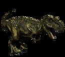 Tyranozaur - skórka Noxious