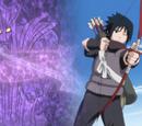 Equipamentos de Sasuke Uchiha