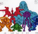 Mega Man Zero series bosses