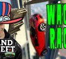 Wacky Wall Race In GTA 5