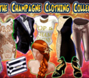 Pop The Champagne Clothing Collection