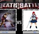 Iron Man vs Erza Scarlet