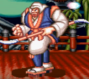 Benkei (Shogun Warriors)