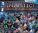 Injustice: Gods Among Us - Año Cuatro Anual Vol.1 1