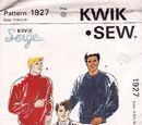 Kwik Sew 1927
