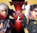 Bayonetta vs. Dante