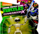 Dimension X action figures