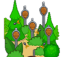 Bloons Monkey City Upgrade Buildings