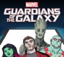 Marvel Universe Guardians of the Galaxy Infinite Comic Vol 1 4