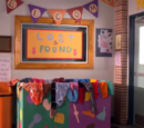 Pootatuck Middle School lost and found