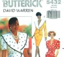 Butterick 5432 B