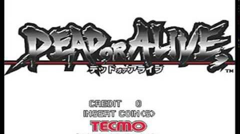 Dead or Alive (PlayStation) music