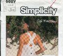 Simplicity 6889 A