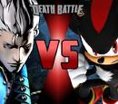 Vergil vs. Shadow the Hedgehog