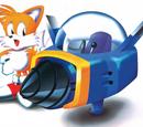 Tails Adventure items