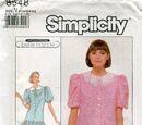 Simplicity 8548 A