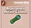 Repurposed Potato Cannon