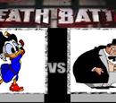 Scrooge McDuck vs Penguin
