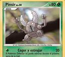 Pinsir (Maravillas Secretas TCG)