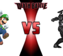 Luigi vs War Machine
