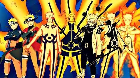 Naruto Uzumaki - All Forms (Naruto,Naruto Shippuden, Naruto The Last, Naruto Gaiden,Boruto Movie)