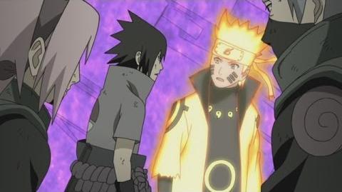 Naruto & Sasuke Sakura vs. Madara AMV - Infinite Tsukuyomi