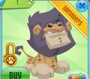 Giant Lion Plushie