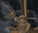 Poseidon Figurehead