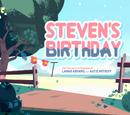 El Cumpleaños de Steven/Transcripción Latinoamericana
