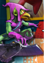 Norman Osbird (Earth-TRN461) from Spider-Man Unlimited (video game) 001.png