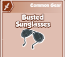 Busted Sunglasses