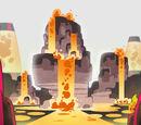 Magma Wastelands