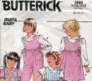 Butterick 3992 B