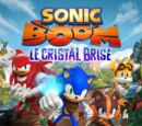 Jeux Sonic Boom