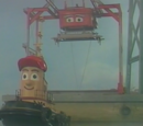 Theodore and the Harbour Crane