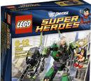6862 Супермен против Лекса в силовой броне