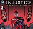 Injustice: Gods Among Us: Year Five/Covers