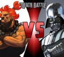 Akuma VS Darth Vader