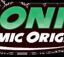 Sonic Comic Origins