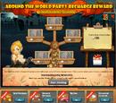 Around the World Party Recharge Reward