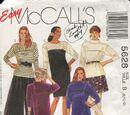 McCall's 5628 B