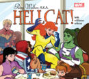 Patsy Walker, A.K.A. Hellcat! Vol 1 2
