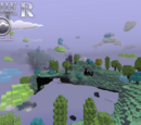 The Aether II: Genesis of the Void