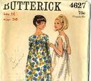 Butterick 4627 A