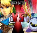 Link VS Meta Knight