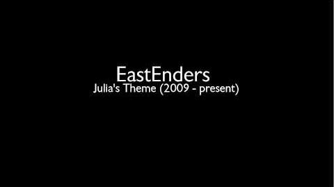 EastEnders - Julia's Theme into Extended Theme (2009 - )